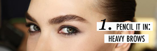 Beauty Mistakes Heavy Brows