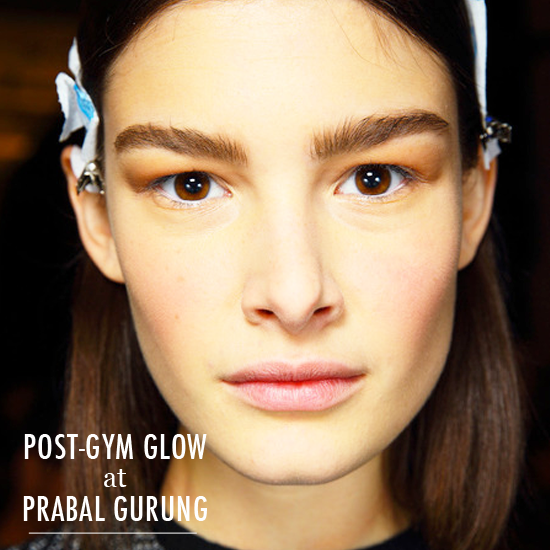 Beauty Trends Autumn Winter 14