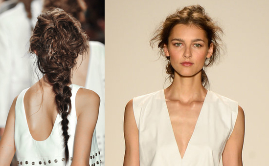 bridal beauty hair trends rachel zoe