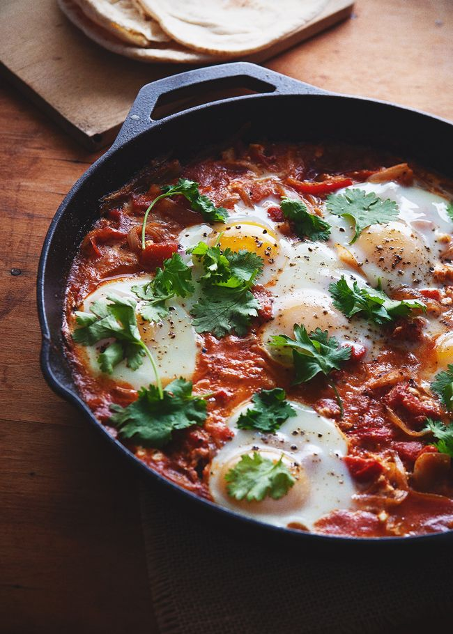 Brisbane Breakfast shakshouka