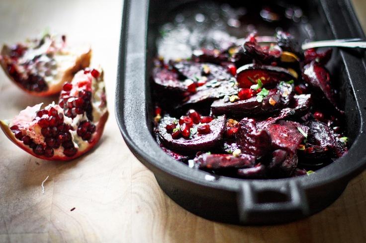 One ingredient 3 ways beetroot salad recipe