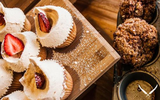 Brisbane's best cupcakes Botanica