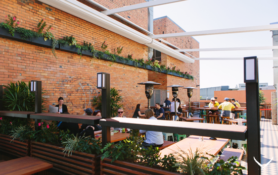 Brisbane's best beer gardens