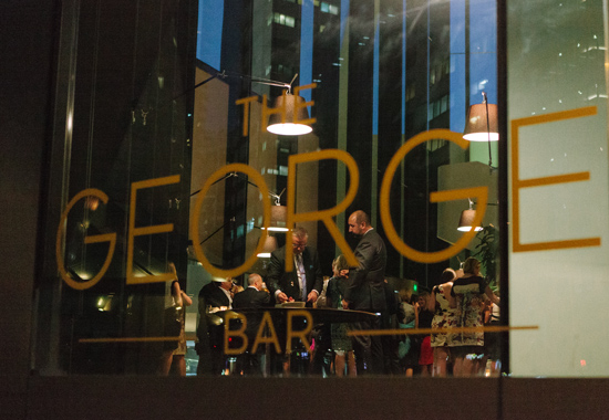 George Bar and Bistro Eagle Street