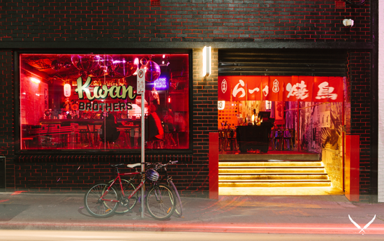 Kwan Brother Fortitude Valley Late Night Dining Brisbane