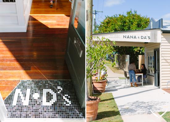 Nana & Da's new cafe kedron cafes Brisbane
