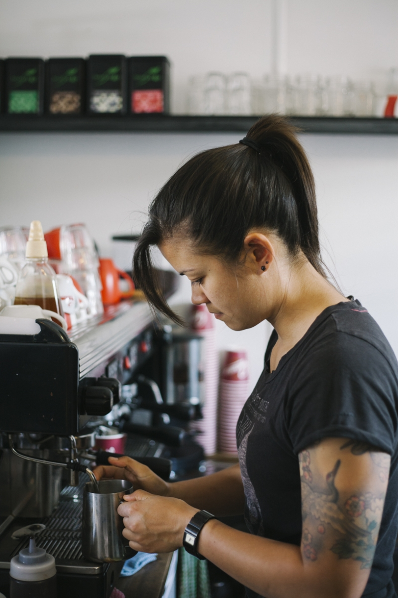 Barista of the Year - Syndee Storey