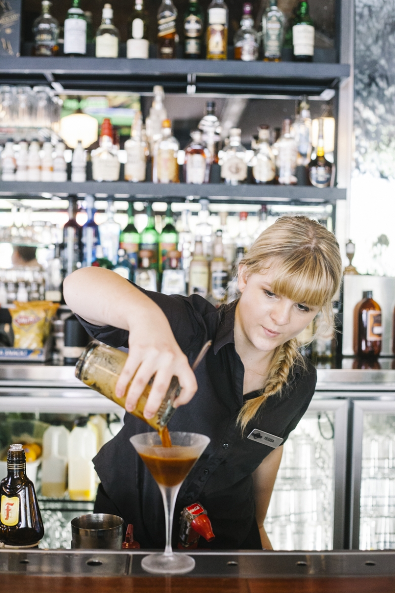 Cocktail Maker of the Year - Tessa Clarkson