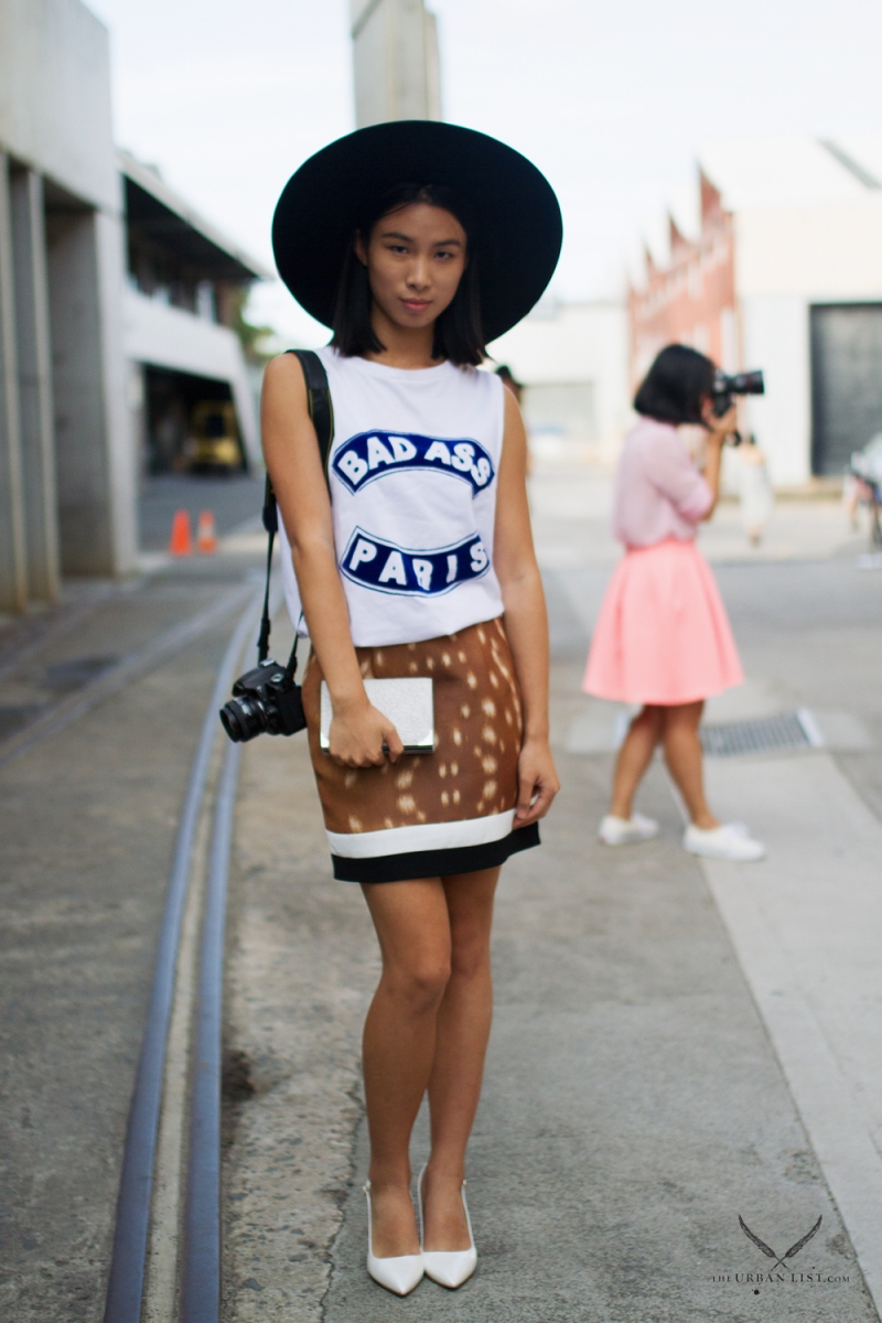 Our Favourite Street Style Looks From MBFW 2014