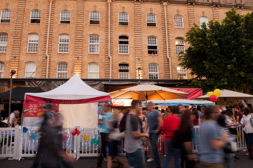 What's On Brisbane Teneriffe Festival