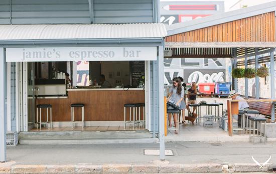 Things to do in Brisbane James Street restaurants