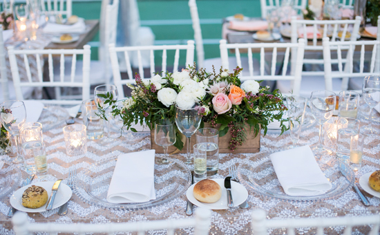 wedding styling trends 2014