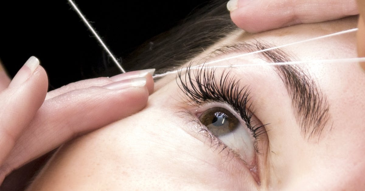 Is Threading the New Waxing?   Melbourne   Urban List
