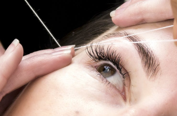 Is Threading The New Waxing Melbourne The Urban List