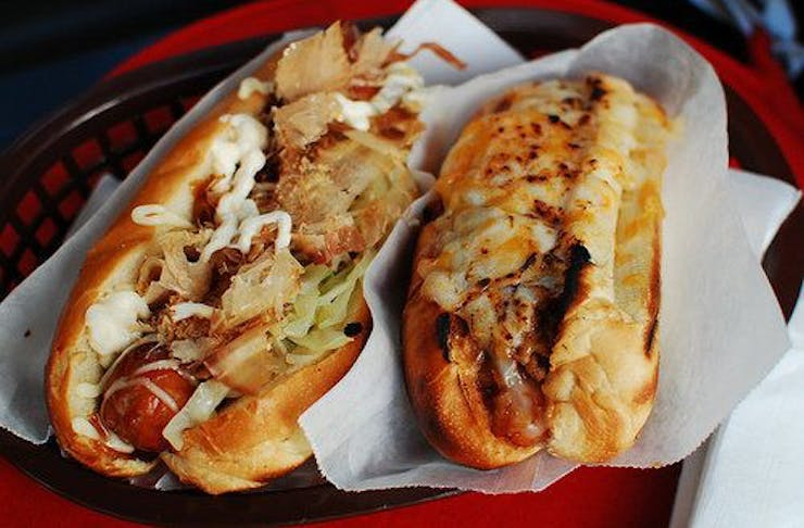 Diner Style Hot Dogs Recipe
