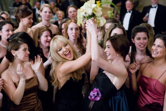 bride wars best wedding movies