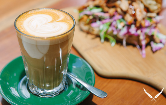 Brisbanes cafes open after 3pm
