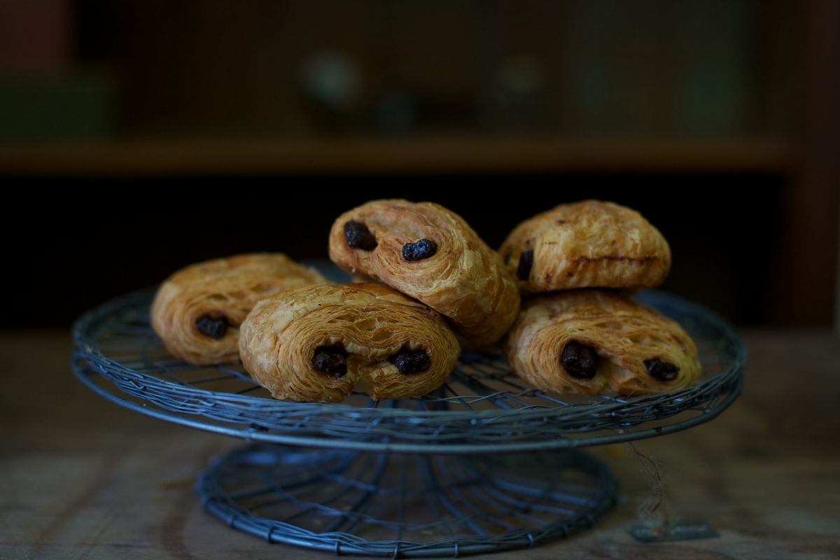 Crust & Co artisan bakery newstead