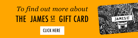 Father's day Gift Ideas James Street Gift Card