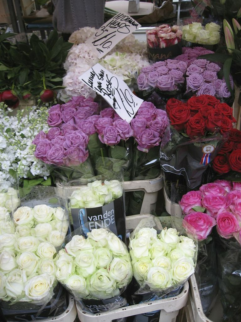 Flower markets London