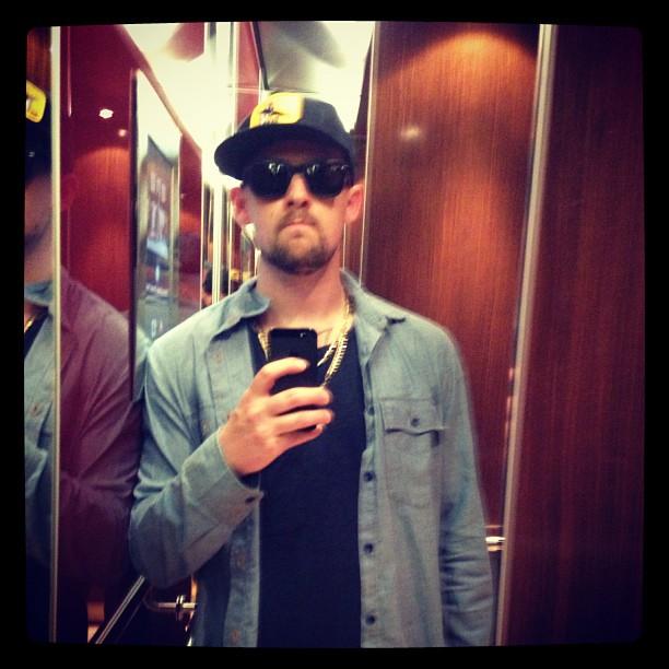 Joel Madden Instagram
