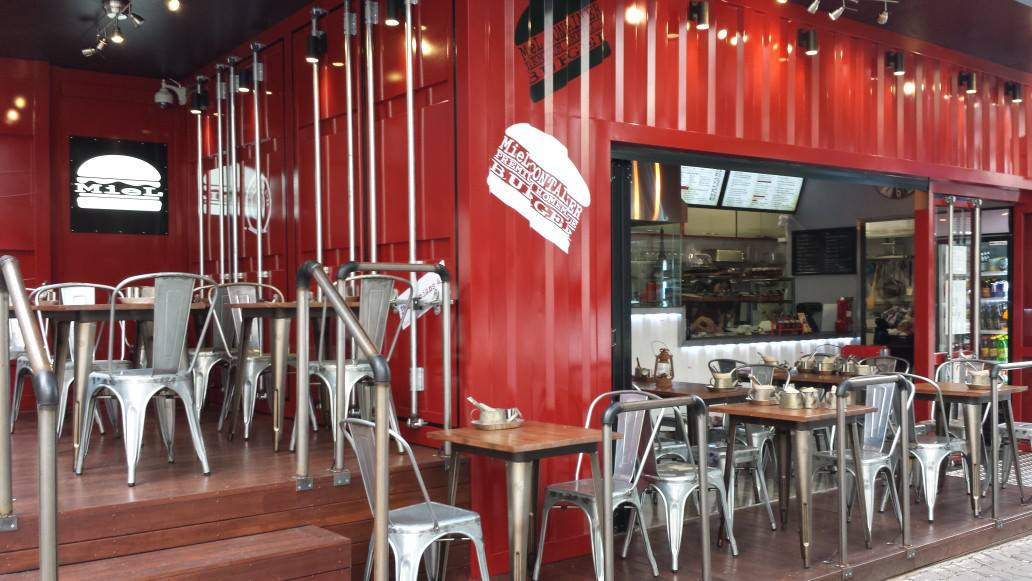 Miel Container - Brisbane