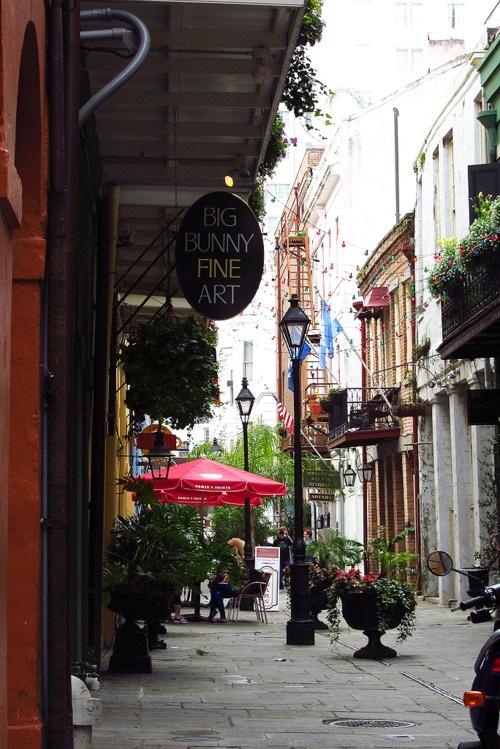 New Orleans honeymoon