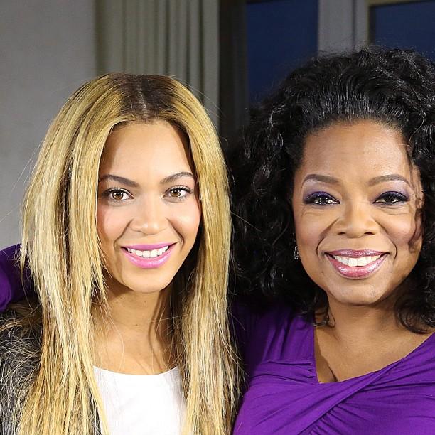Oprah Instagram