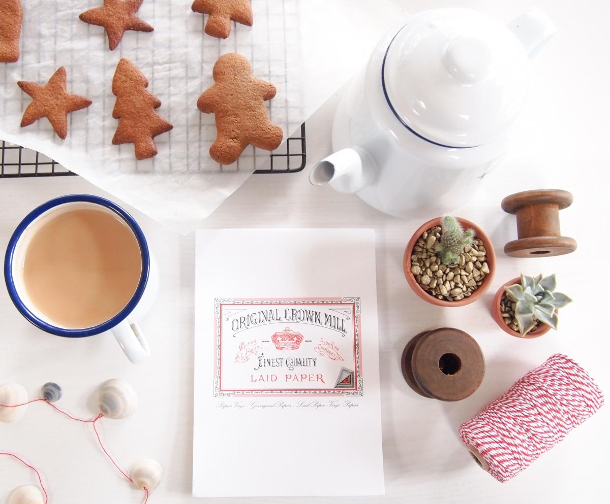 paleo gingerbread recipe
