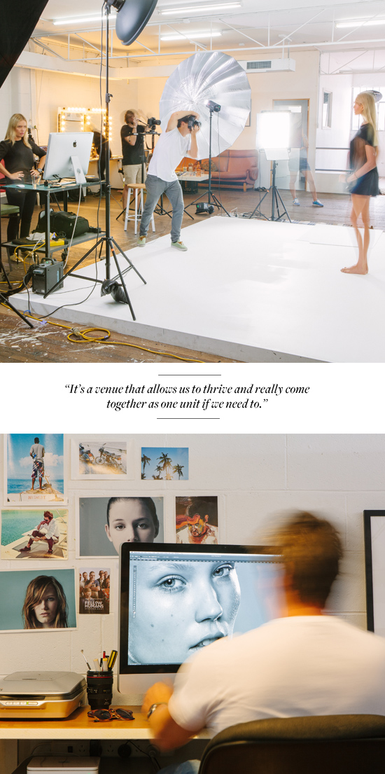Sam Thies Ross Street Studio Close Encounter