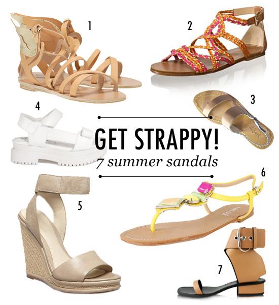 summer sandals brisbane