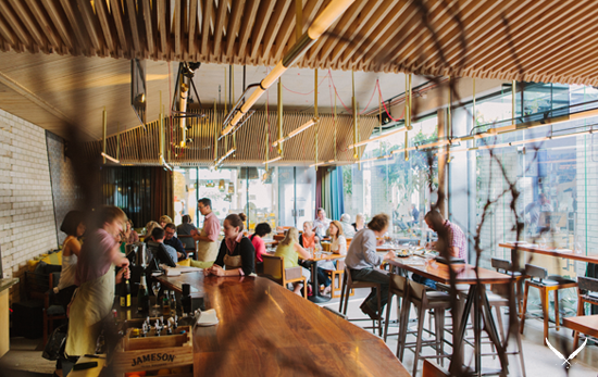 Things to do in Brisbane James Street Brisbane restaurants