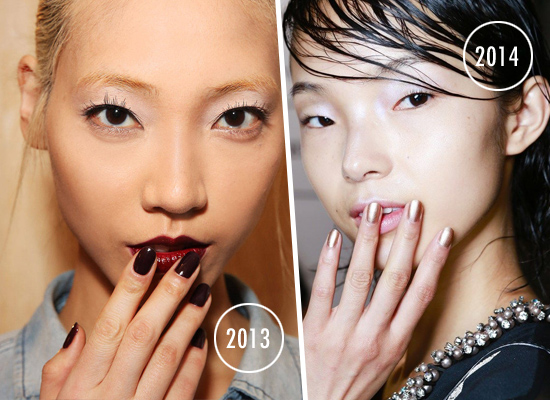 Fashion Trends 2014 Nails