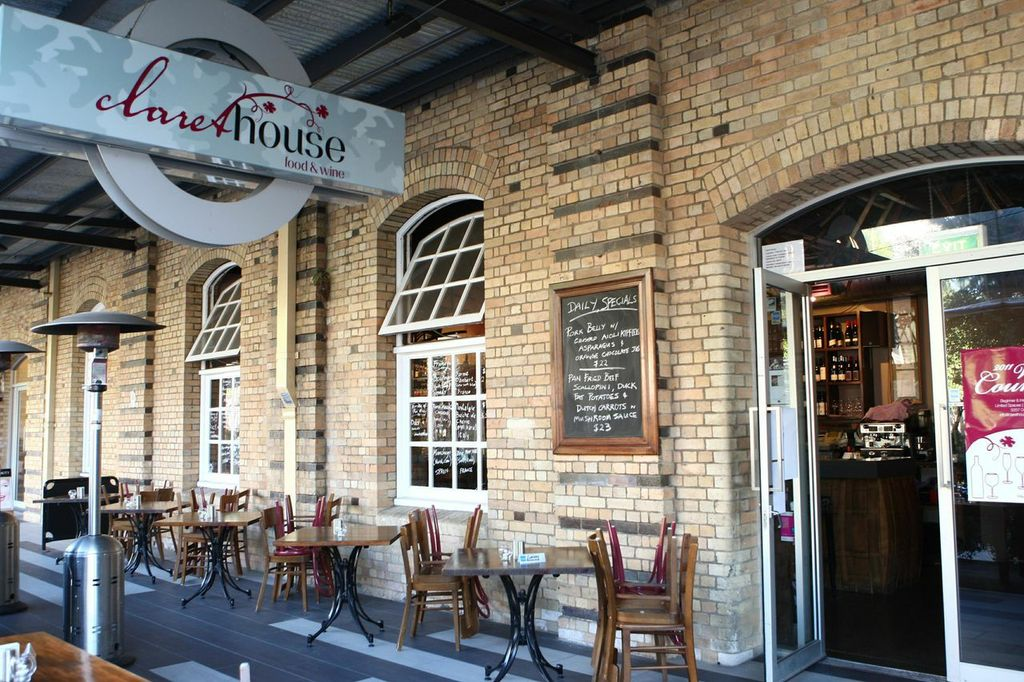 Brisbane's Claret House, open for Mother's Day