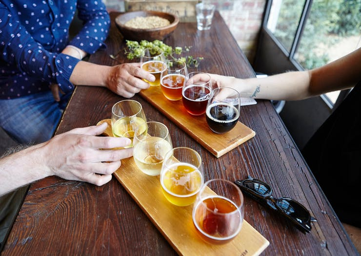 breweries in victoria