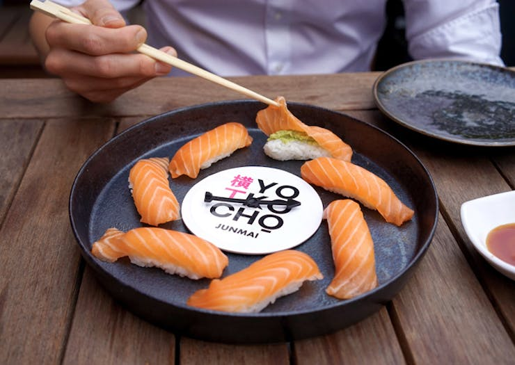 You Can Now Play Dangerous Sushi Roulette In Melbourne