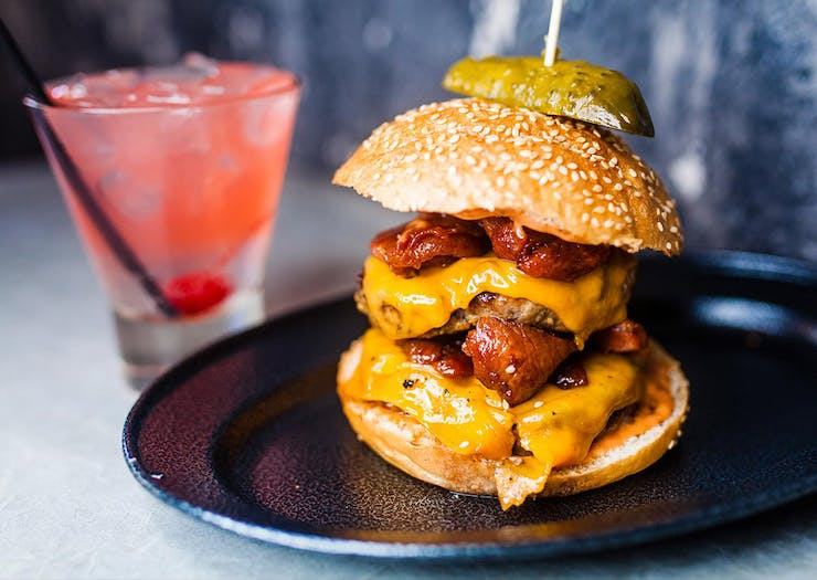 Where To Get The Best Burgers In Brisbane