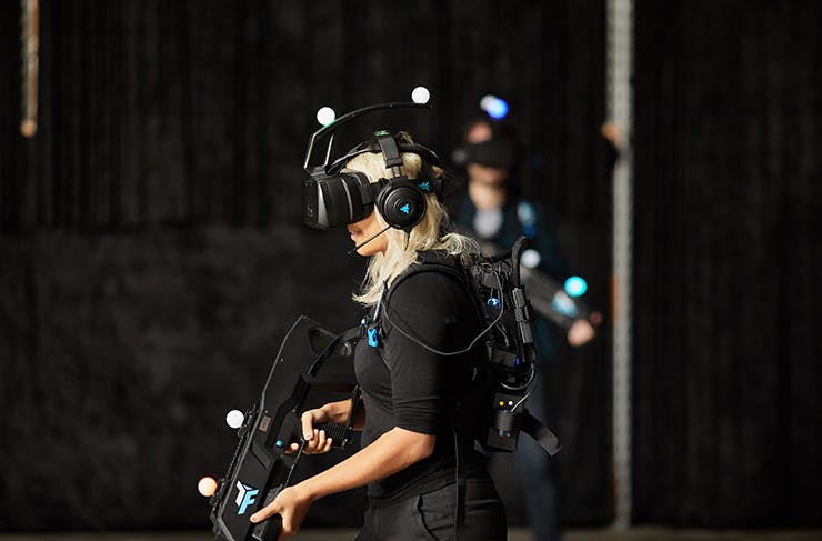We Checked Out Melbourne's VR Zombie Battleground, And It Was Terrifying