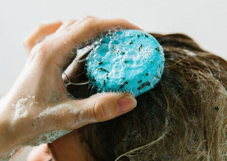 Ditch The Plastic With These Amazing Zero Waste Hair Care Products