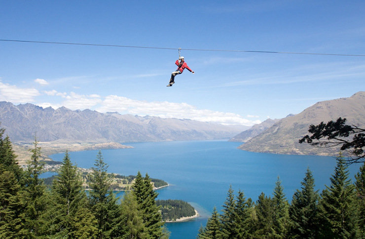ziplining queenstown, things to do queenstown