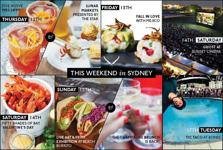 This Weekend In Sydney