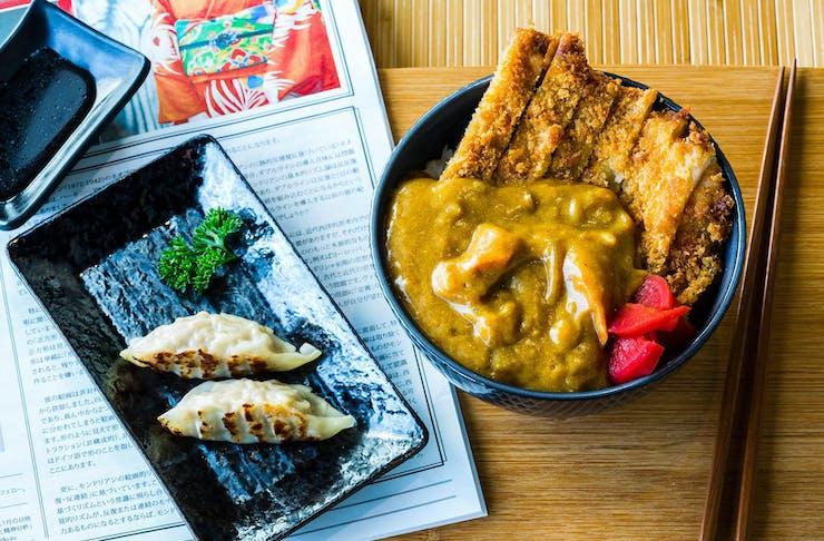 Best Katsu Curry Melbourne