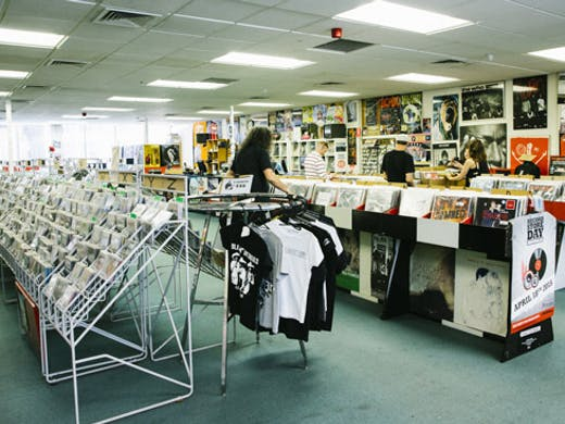 78 Records Perth Music Store
