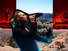 On The Record | Everything You Need To Know About Rüfüs Du Sol's Powerful Sunrise Set At Joshua Tree