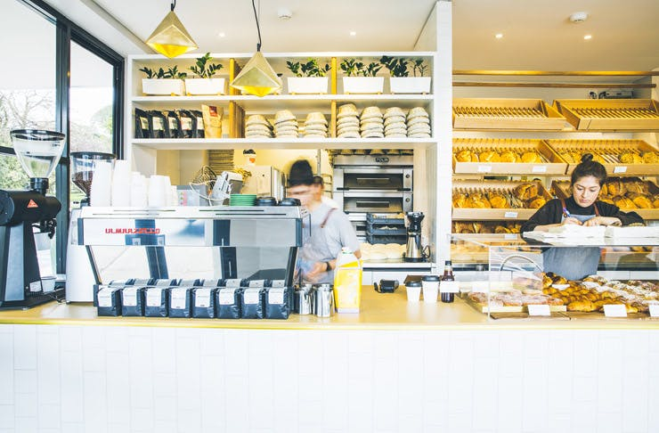 Chu Bakery Highgate Perth Cafe Bread