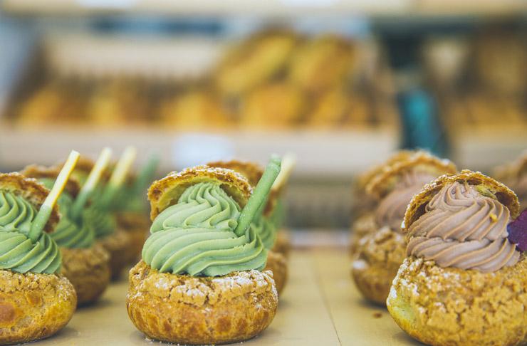 Chu Bakery Best Highgate Cafes