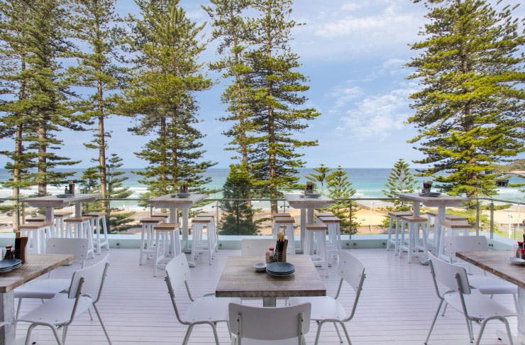 Sydney's best beach bars