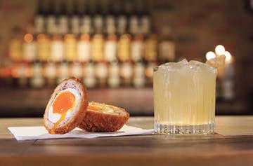 Cancel Your Plans, We Just Scored A Whisky & Scotch Egg Pop-Up