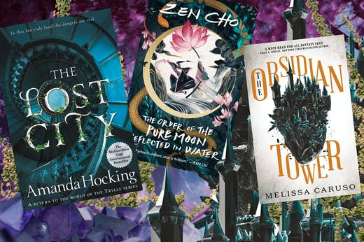 Bring On Witch Lords And Curses In 6 Of The Most Spellbinding Fantasy Books