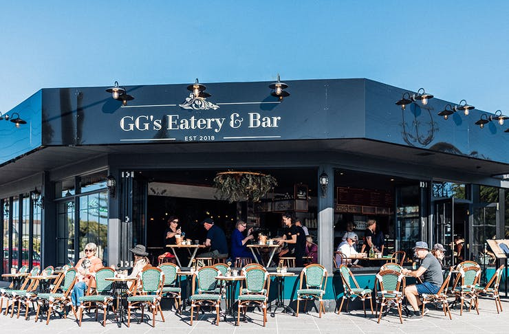 GGs Eatery & Bar Broadbeach, Broadbeach cafe, Gold Coast restaurant, Broadbeach restaurant